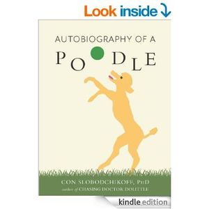 Autobiography of a Poodle Cover