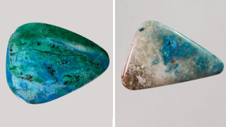 Chrysocolla Comparison